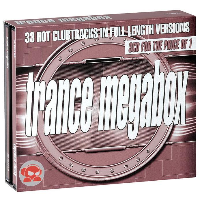 Trance Megabox (3 CD)