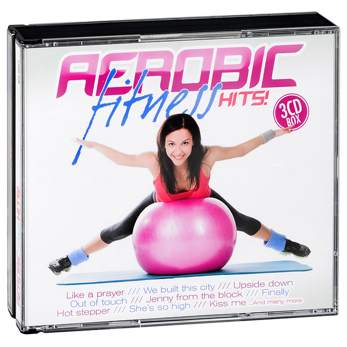 Aerobic-Fitness Hits! (3 CD)