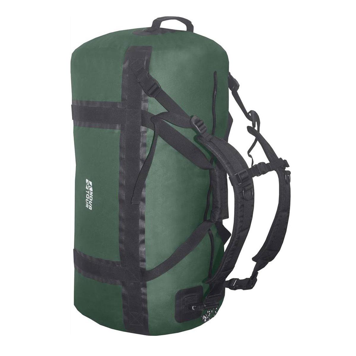 Баул водонепроницаемый Nova Tour Кашалот 45, цвет: зеленый. 95148-304-00 сумки nova tour сумка кнот