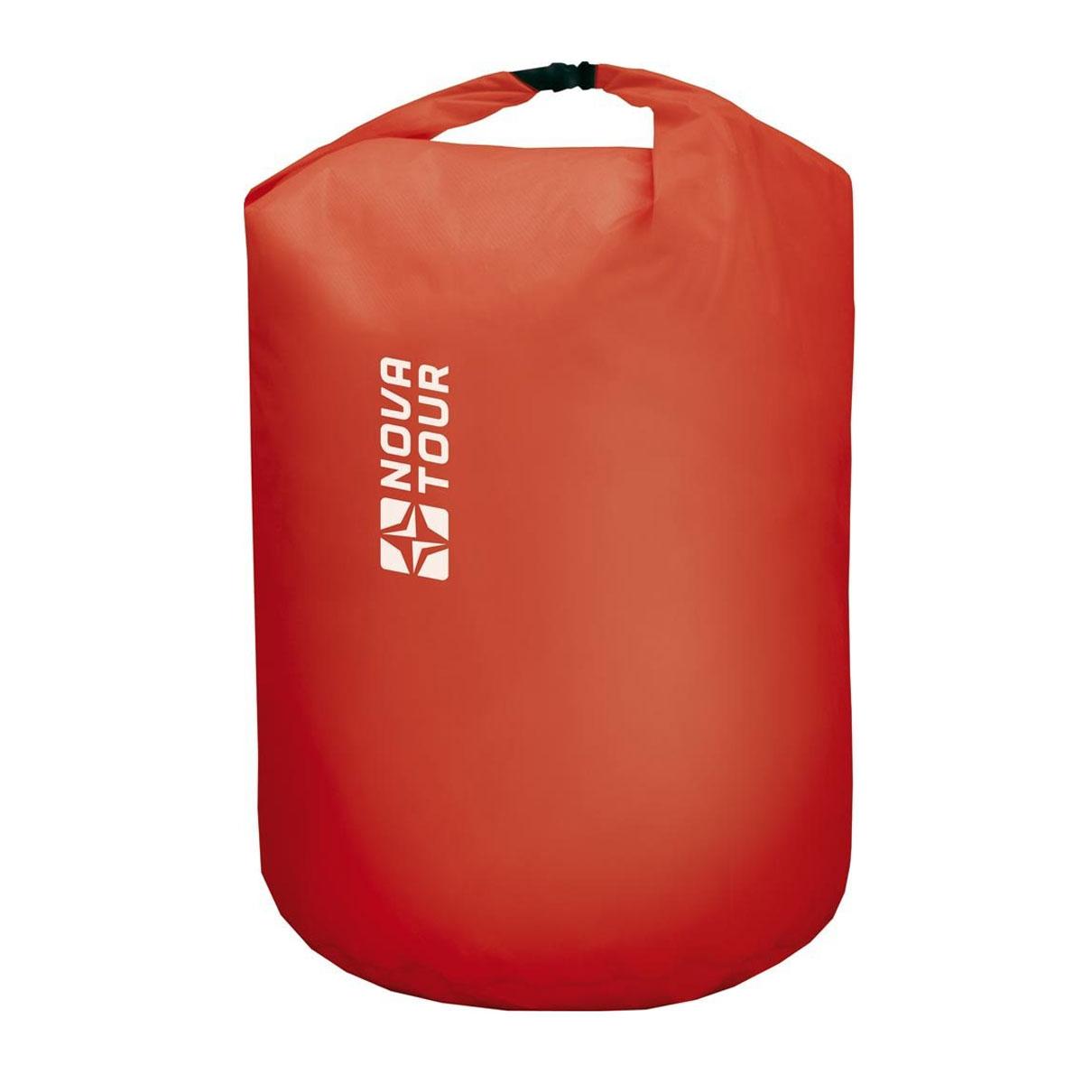 Гермомешок Nova Tour Лайтпак 40, цвет: красный. 95151-001-0095151-001-00Легкий и прочный гермомешок.100% защита ваших вещей от воды. Надежная защита рюкзака от непогоды. Легкий и компактный. Компактно складывается в специальную упаковку, которая легко крепится на любую стропу рюкзака. Все швы проклеены.Ткань: 100% водонепроницаемый нейлон.Объем: 40 литров.