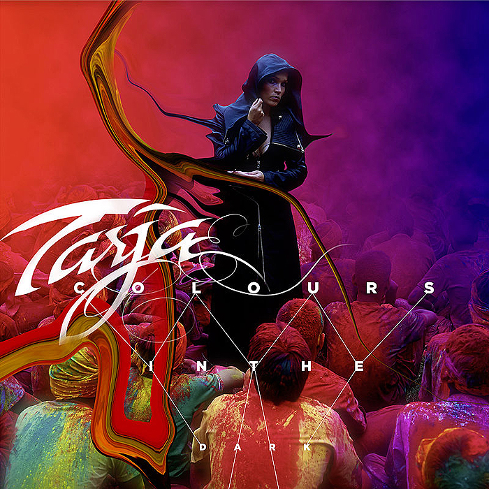 Тарья Турунен Tarja. Colours In The Dark. Special Limited Edition space deliverance limited edition glow in the dark vinyl lp