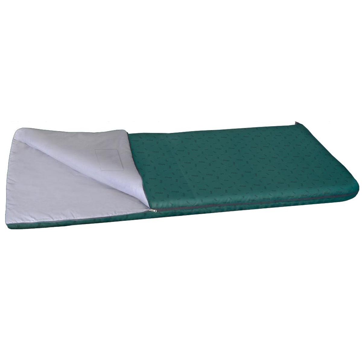 Спальный мешок NOVA TOUR Валдай 450, левосторонняя молния, цвет: нави95211-306-00Комфортный демисезонный спальный мешок NOVA TOUR Валдай 450, трансформирующийся при необходимости в теплое одеяло.Спальный мешок серии весна-осень, конструкции одеяло с синтетическим наполнителем. Для уменьшения веса изготавливается без подголовника. Благодаря двухзамковой молнии, имеется возможность состегнуть два спальника в один двойной. Для сушки и проветривания изделия предусмотрены две петли в нижней части мешка. Компрессионный мешок в комплекте.