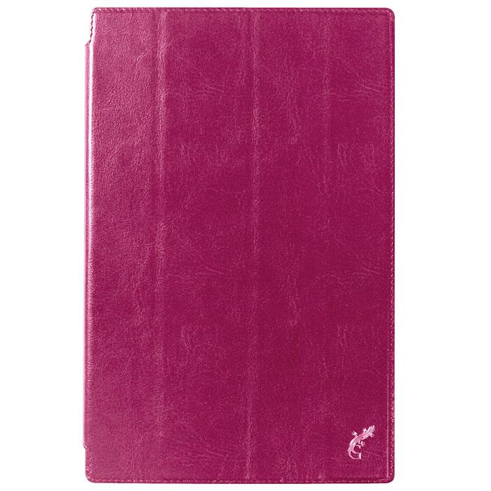 G-case Slim Premium чехол для Sony Xperia Tablet Z2, Pink g case slim premium чехол для apple ipad mini 4 white
