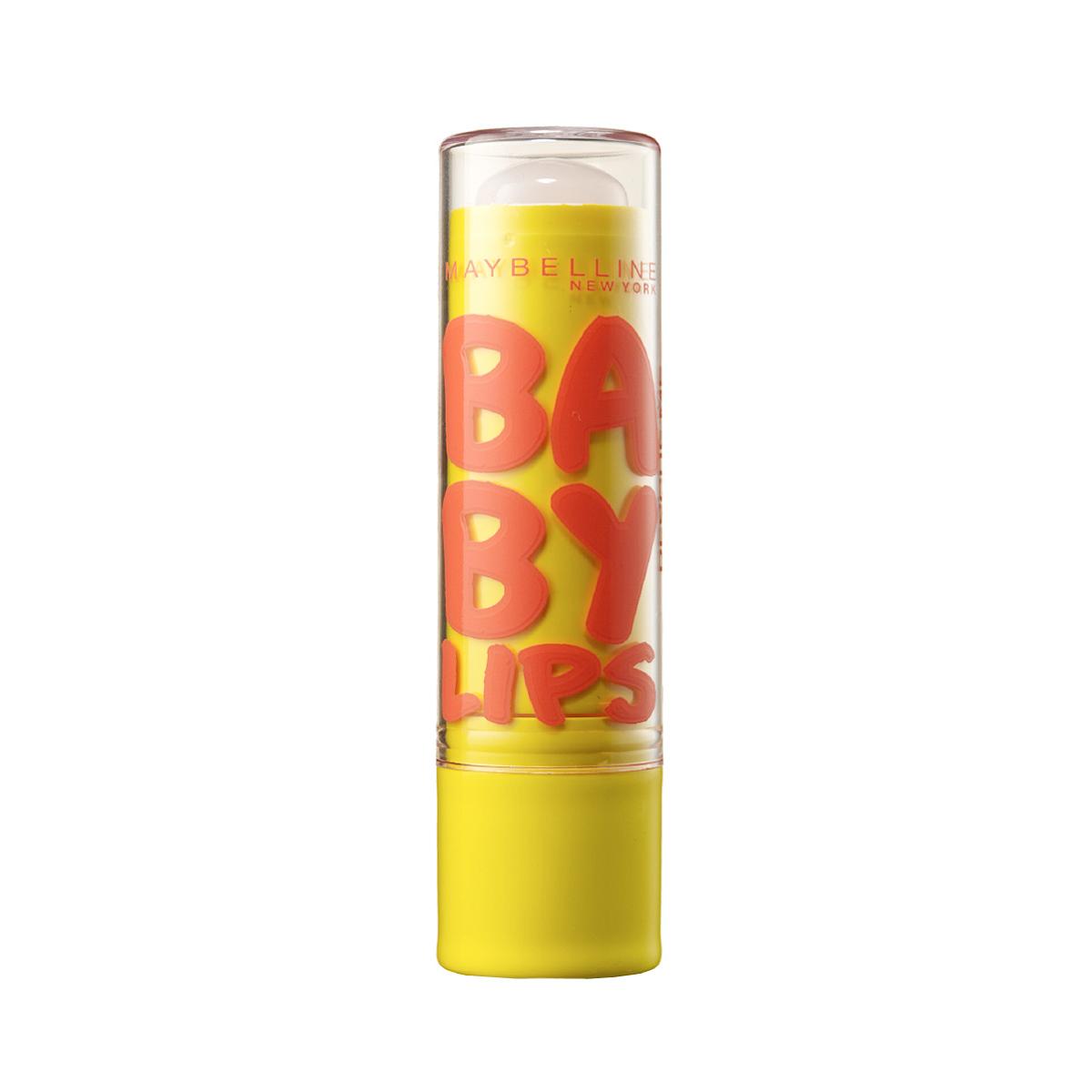 Maybelline New York Бальзам для губ Baby Lips, Бережный уход, для чувствительной кожи губ, восстанавливающий и увлажняющий, бесцветный с запахом, 1,78 млYRU02354Бальзам c нежным ароматом вишни и миндаля.Ухаживает за чувствительной кожей губ. Прекрасно увлажняет, не оставляя липкой пленки. Твои губы обретают естественный блеск.