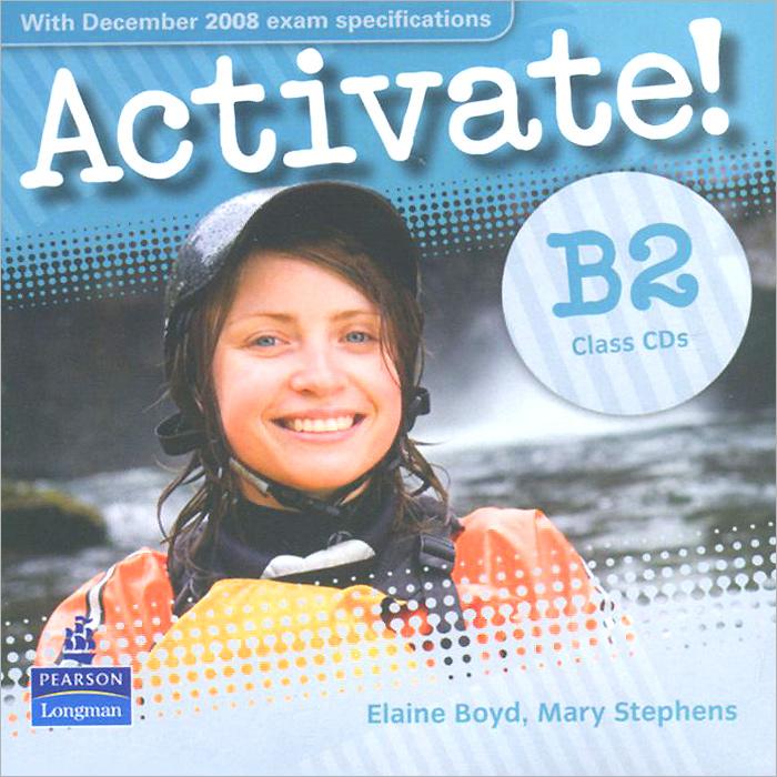 Activate! B2 (аудиокурс на 2 CD) cambridge academic english b2 upper intermediate an integrated skills course for eap аудиокурс на cd