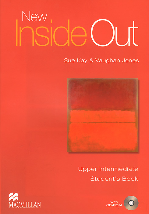 New Inside Out: Upper-Intermediate: Student's Book (+ CD-ROM) araminta crace fiona gallagher new total english upper intermediate teacher's book cd rom
