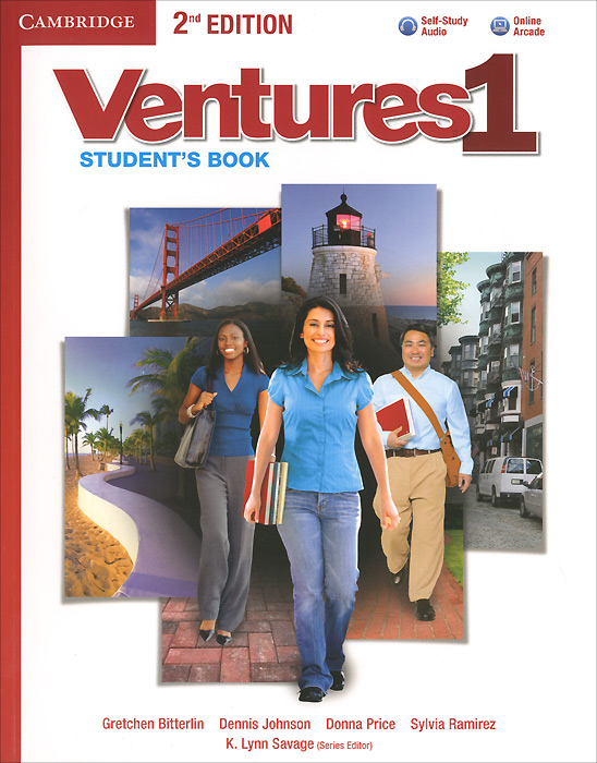 Ventures 1: Student's Book (+ CD-ROM) ventures 1 student s book with audio cd