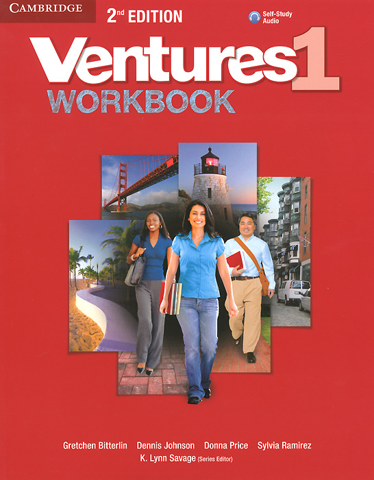Фото - Ventures 1: Workbook (+ CD-ROM) open mind advanced workbook with answer key level c1 cd