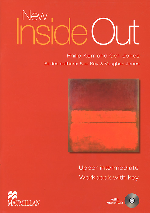 New Inside Out: Upper-Intermediate Workbook with Key (+ CD-ROM) new total english intermediate workbook with key cd