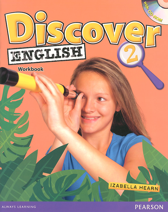 Discover English: Level 2: Workbook (+ CD-ROM) english world workbook level 8 cd