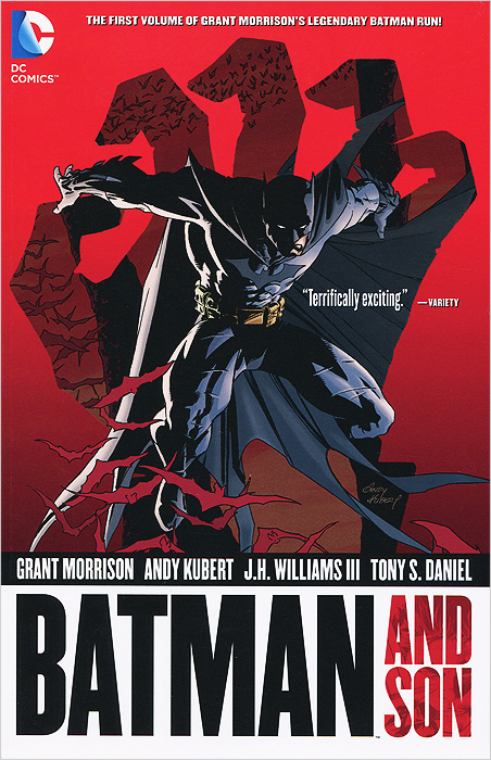 Batman and Son batman his greatest adventures
