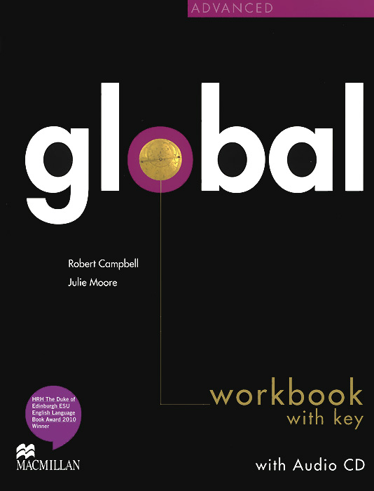 Фото - Global Advanced: Workbook with Key (+ CD-ROM) agent based snort in distributed environment