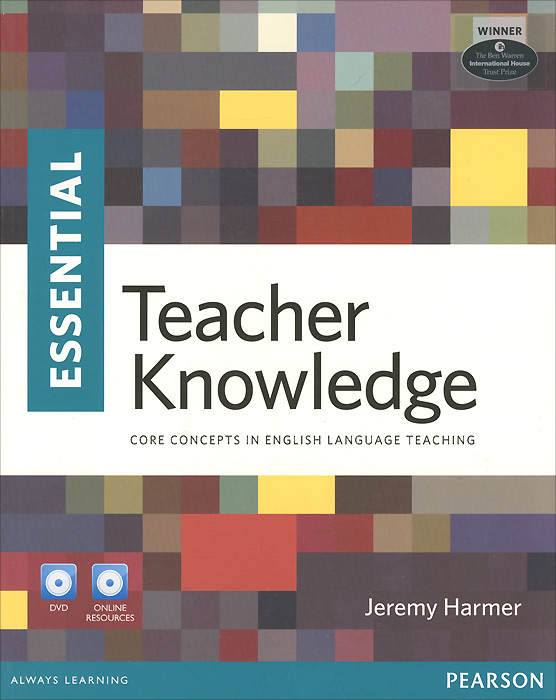 Essential Teacher Knowledge (+ DVD-ROM) стульчик для кормления chicco polly 2 в 1 sea dreams