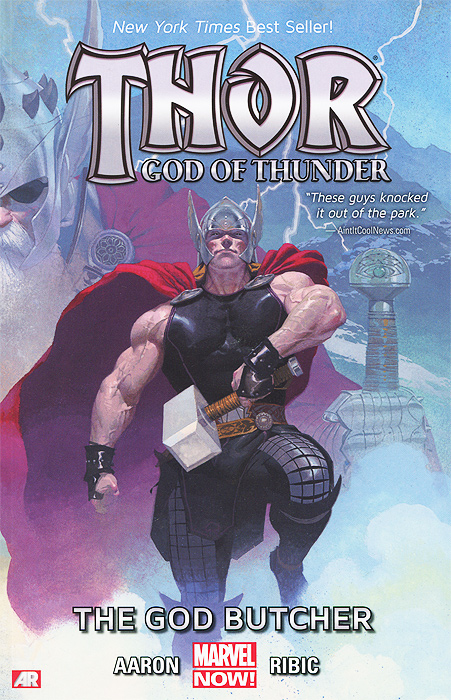 Thor: God of Thunder 1: The God Butcher thor god of thunder volume 4