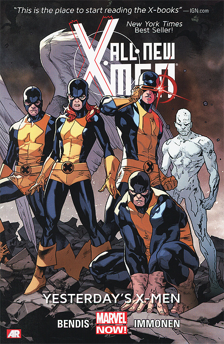 All-New X-Men: Volume 1: Yesterday's X-Men [sa] the new us special sales genuine original crydom solid state relay spot h12wd4890pg 2pcs lot