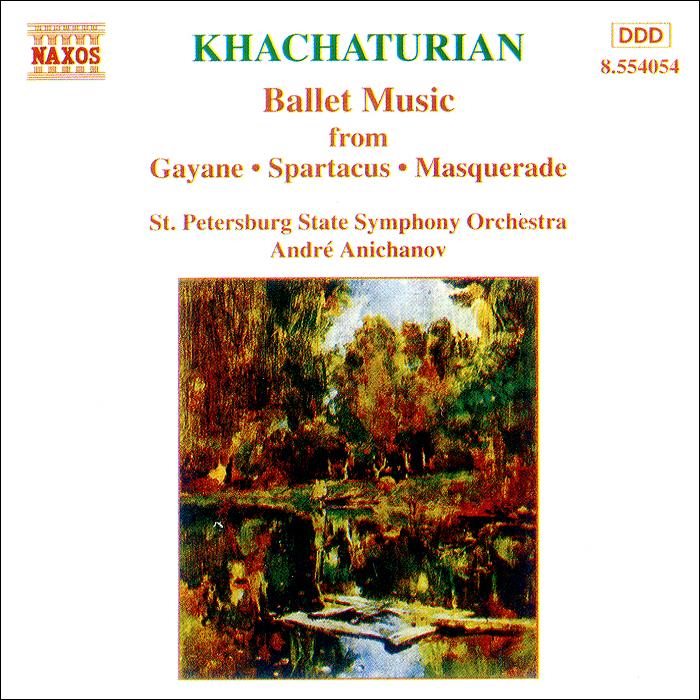 Khachaturian. Ballet Music