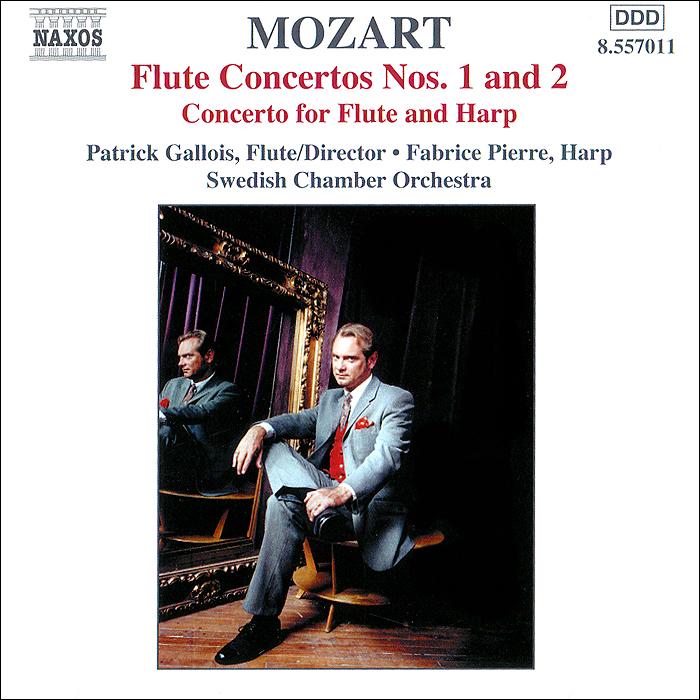 Mozart. Flute Concertos