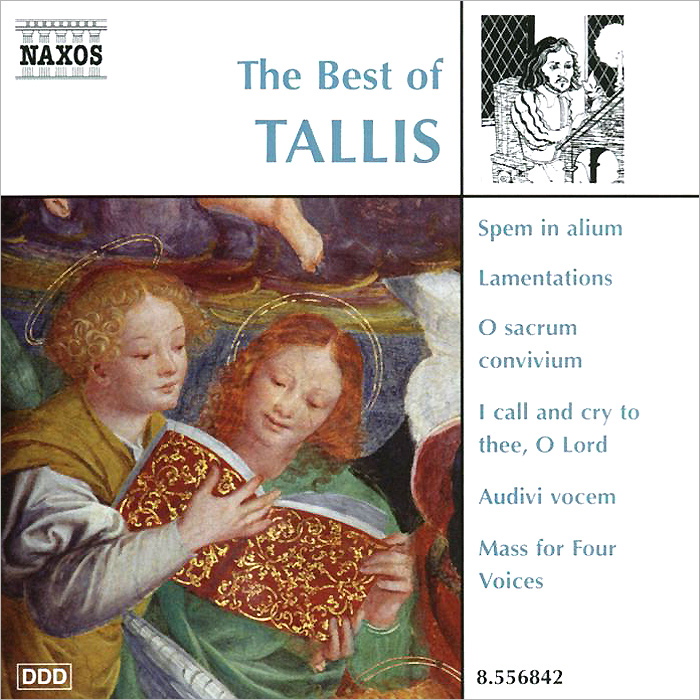Oxford Camerata,Джереми Саммерли The Best Of Tallis protecting the rights of traditionally intellectual