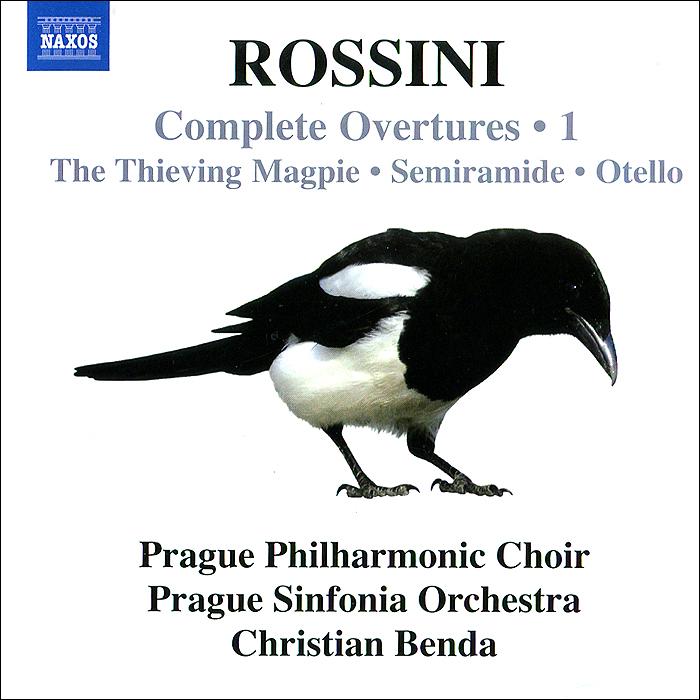 Prague Philharmonic Choir,Prague Sinfonia,Кристиан Бенда Rossini. Complete Overtures 1 все цены