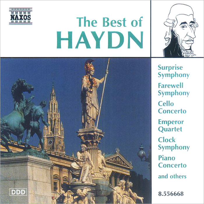 Идиль Бирет,Никлас Эклунд,Мстислав Ростропович,Пьер Булез,Concerto Copenhagen The Best Of Haydn пьер эрме best of пьер эрме isbn 978 5 98937 085 6