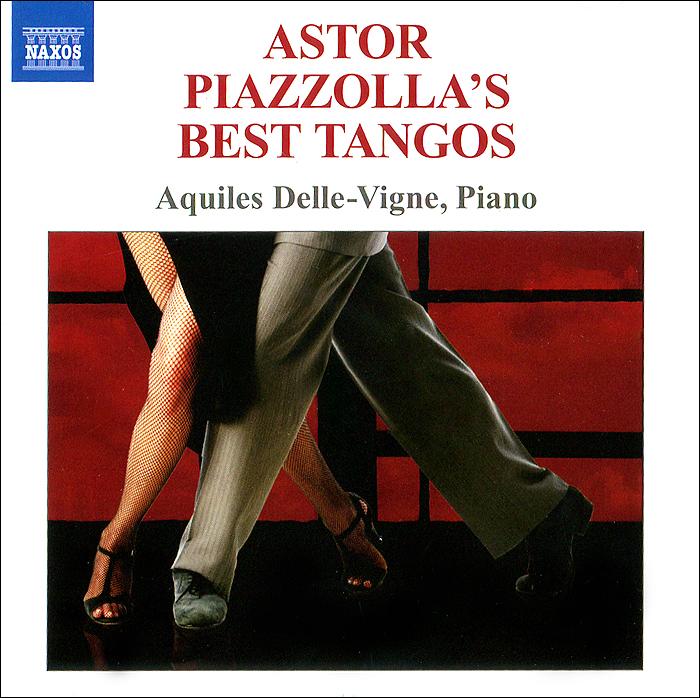Акель Делль-Винь Astor Piazzolla's Best Tangos astor piazzolla tangos