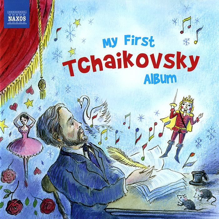 Zakazat.ru My First Tchaikovsky Album