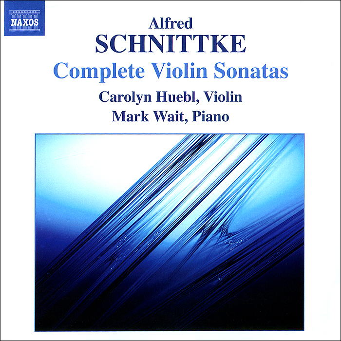 Каролин Хуебл,Марк Вайт Schnittke. Complete Violin Sonatas мария кигель ирина шниттке теодор кучар schnittke chamber music