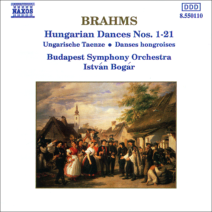 Марин Элсоп,Джерард Шварц,Кристоф Эшенбах,Vienna Philharmonic Orchestra,Berliner Philharmoniker,Seattle Symphony Orchestra,London Philharmonic Orchestra Brahms. Hungarian Dances Nos. 1-21 хедвиг фассбендер пабло касалс рудольф кемпе vienna philharmonic orchestra berliner philharmoniker the best of wagner