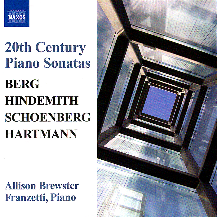 Allison Brewster Franzetti. 20th Century Piano Sonatas