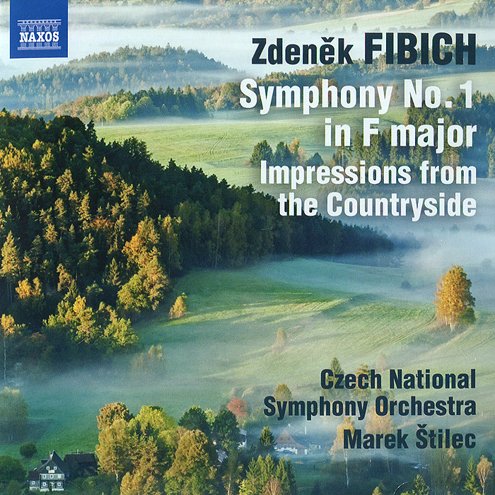 Fibich. Orchestral Works. Symphony No. 1