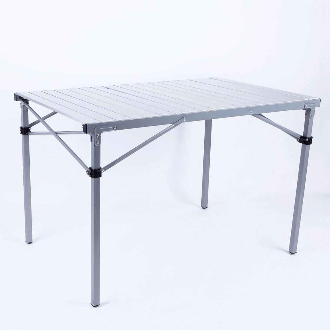 Стол складной King Camp KC3866УТ-000057751Стол складной KingCamp - это незаменимый предмет походной мебели, очень удобен в эксплуатации. Каркас и столешница складного стола выполнены из алюминия. Стол легко собирается и разбирается и не занимает много места, поэтому подходит для транспортировки и хранения дома. Складной стол прекрасно подойдет для комфортного отдыха на даче или в походе.