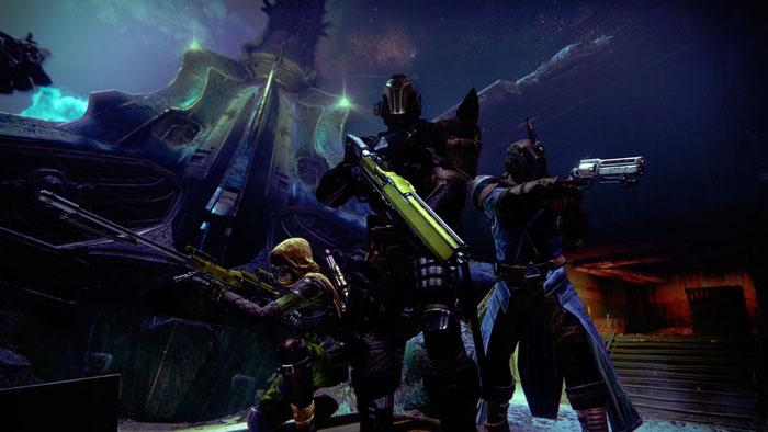 Destiny.  Vanguard Edition (Xbox 360)