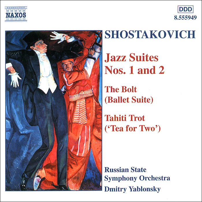 Shostakovich. Jazz Suites Nos. 1 And 2