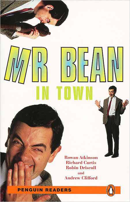 Mr Bean in Town: Level 2 (+ CD) what s in there