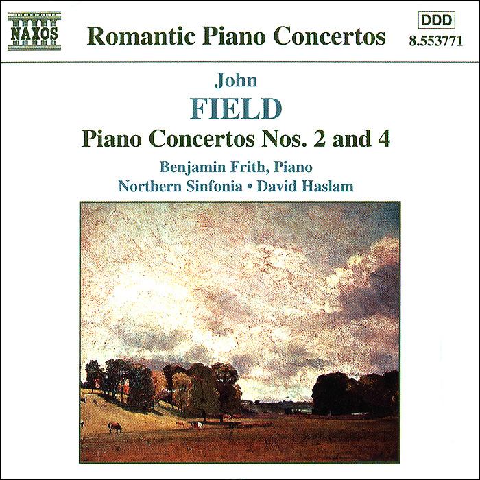 Field. Piano Concertos Nos. 2 and 4. Volume 2