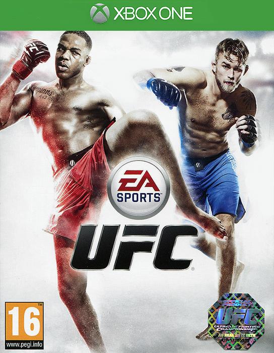 EA Sports UFC (Хbox One)