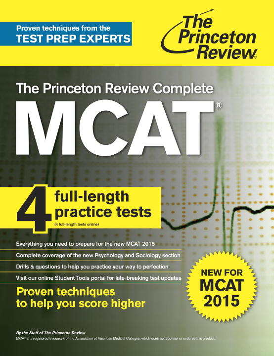 COMPLETE MCAT 2015 mcat physics and math review