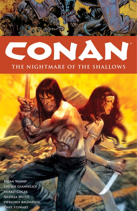 CONAN VOL. 15 crusade vol 3 the master of machines