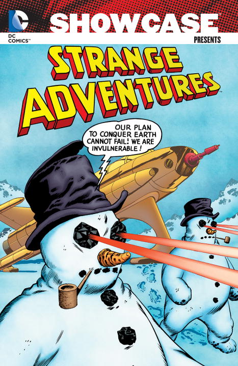 SP STRANGE ADVENTURES VOL 02 powers the definitive hardcover collection vol 7
