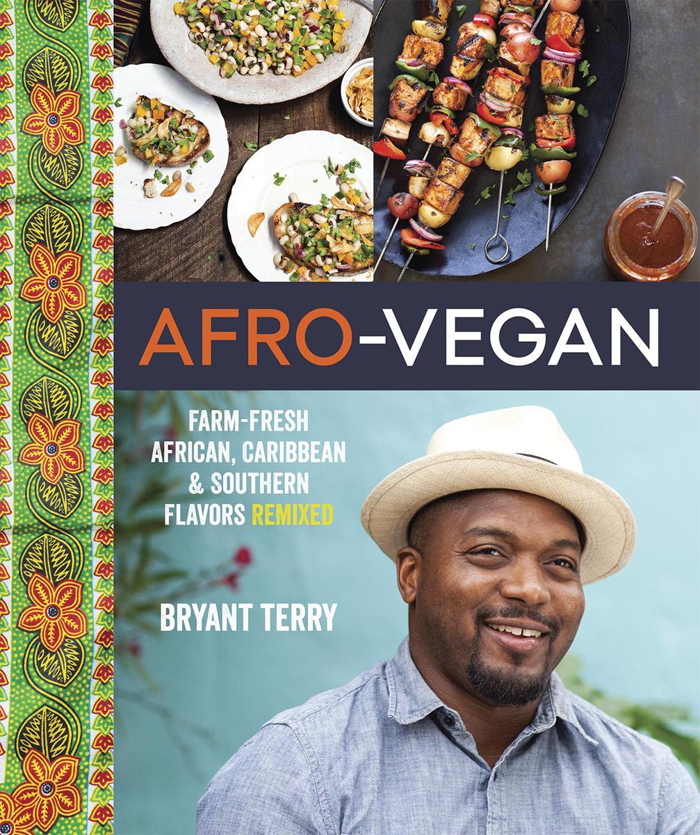 AFRO-VEGAN 15 minute vegan fast modern vegan cooking