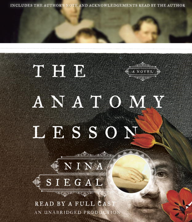 ANATOMY LESSON, THE (UAB)(CD) the woman who went to bed for a year