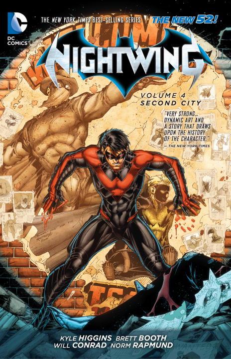 Nightwing: Volume 4: Second City
