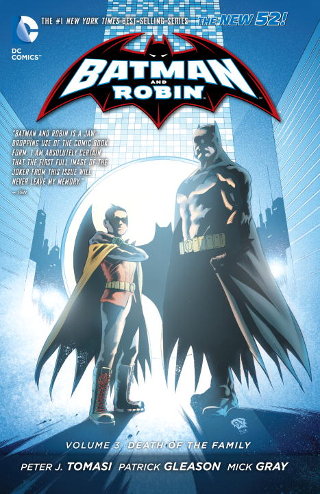 Batman and Robin: Volume 3: Death of the Family batman 66 volume 3