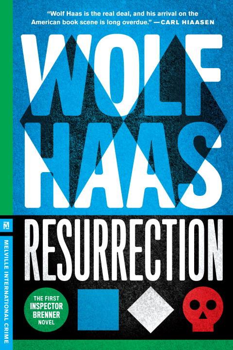 RESURRECTION found in brooklyn