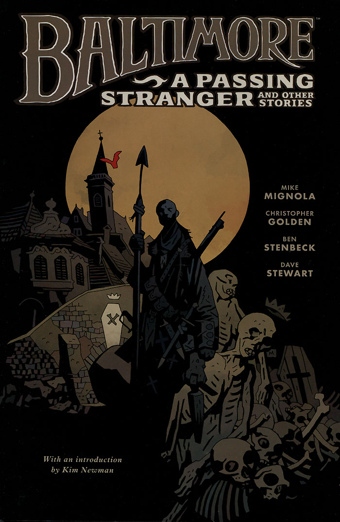Baltimore: Volume 3: A Passing Stranger and Other Stories vampire hunter d volume 6 pilgrimage of the sacred and the profane