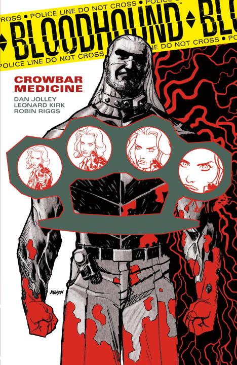 BLOODHOUND VOL .2: CROWBAR MED new lone wolf and cub vol 5