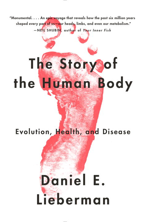 STORY OF THE HUMAN BODY, THE bodies the whole blood pumping story