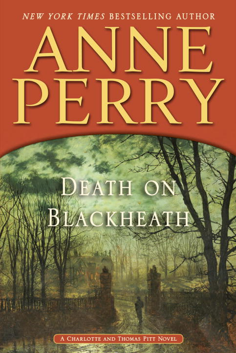 DEATH ON BLACKHEATH through the looking glass and what alice found there