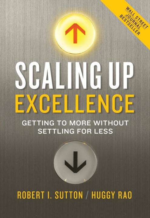 Scaling up Excellence selena rezvani pushback how smart women ask and stand up for what they want