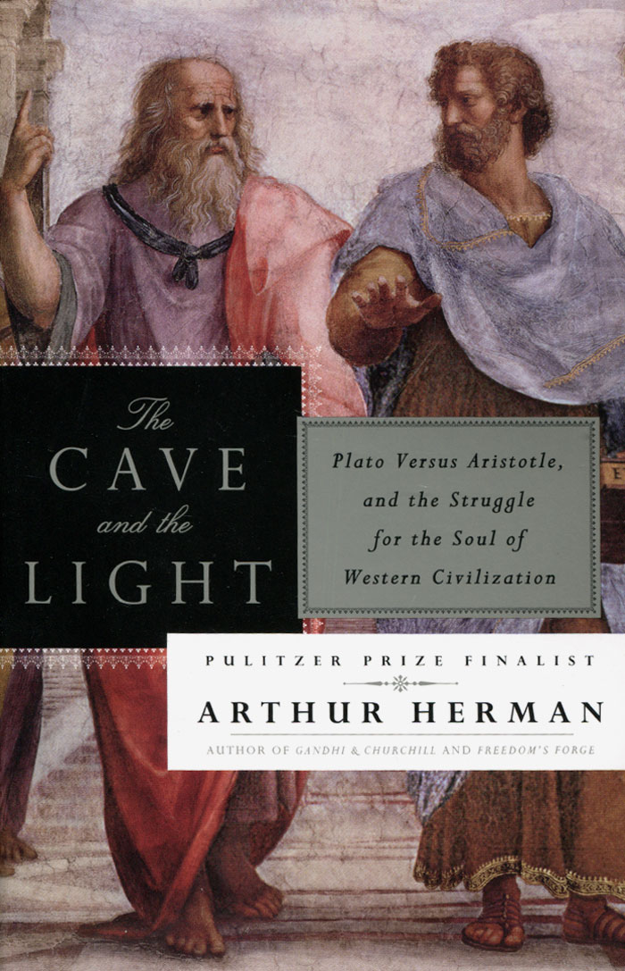 The Cave and the Light: Plato Versus Aristotle, and the Struggle for the Soul of Western Civilization rosuvastatin versus a combination of atorvastatin and ezetimibe